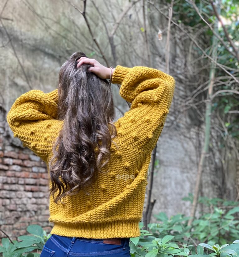 SWEATER INDIE